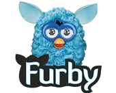 Furby sous licence marchandises fournisseur