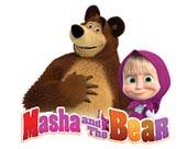 Masha et l'ours fournisseur de marchandises.