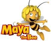 Maya l'abeille sous licence de marchandises pour les enfants et les bébés vente en gros.
