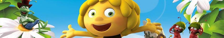 Vente en gros Maya l'abeille vêtements de caractère et accessoires.