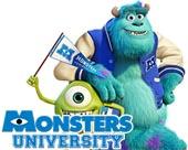 Monsters University fournisseur de marchandises.