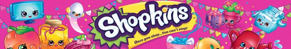 Vente en gros Shopkins sous licence pour les enfants